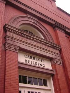 Bucknell's Carnegie Building